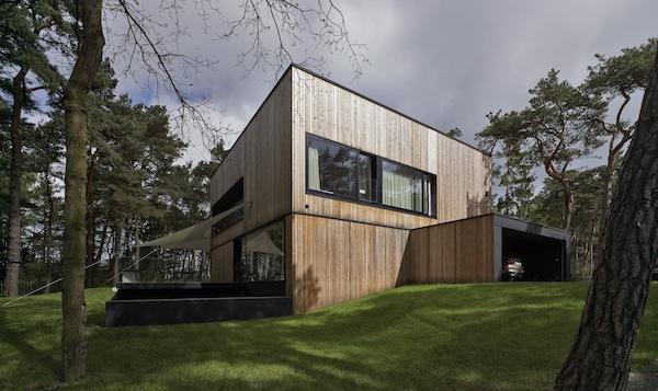 Dom nad morzem w Pobierowie, Ultra Architects, Tomasz Osięgłowski