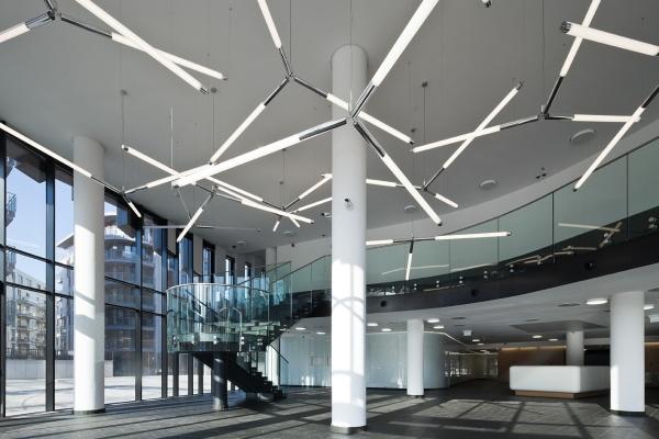 APA Kuryłowicz & Associates, zespół mieszkaniowy z budynkiem usługowo-biurowym Na Powiślu