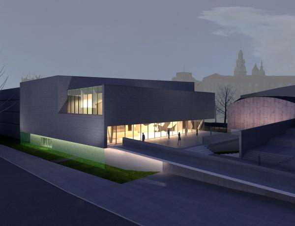 Ingarden & Ewy Architekci, rozbudowa Muzeum Sztuki i Techniki Japońskiej Manggha