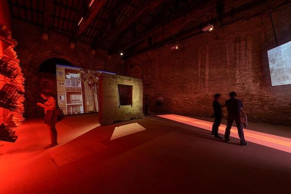 Srebrny Lew, Pawilon Chile, Biennale Architektury w Wenecji