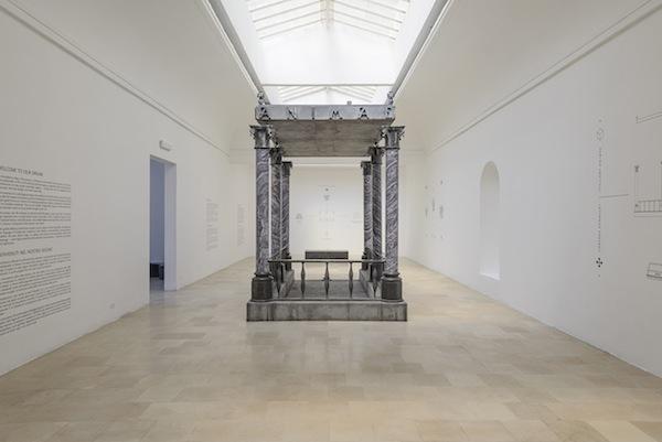 Pawilon Polski, Biennale Architektury w Wenecji, Figury niemożliwe