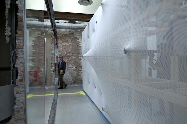 Przykłady ścian, Biennale Architektury w Wenecji
