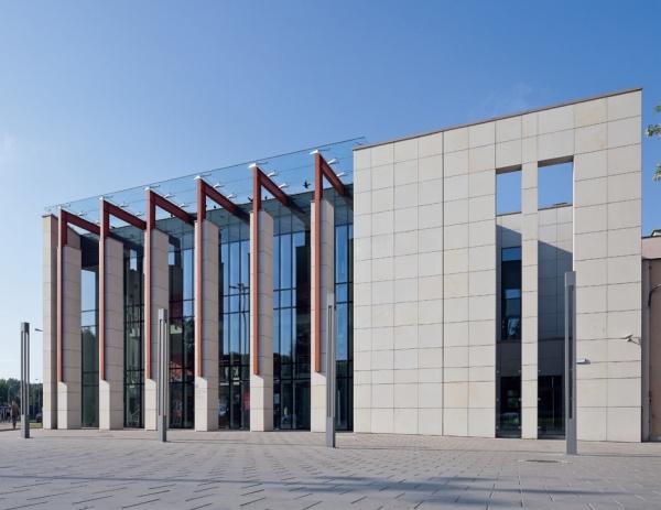 NOW Biuro Architetkoniczne, Sala Koncertowa w Łodzi