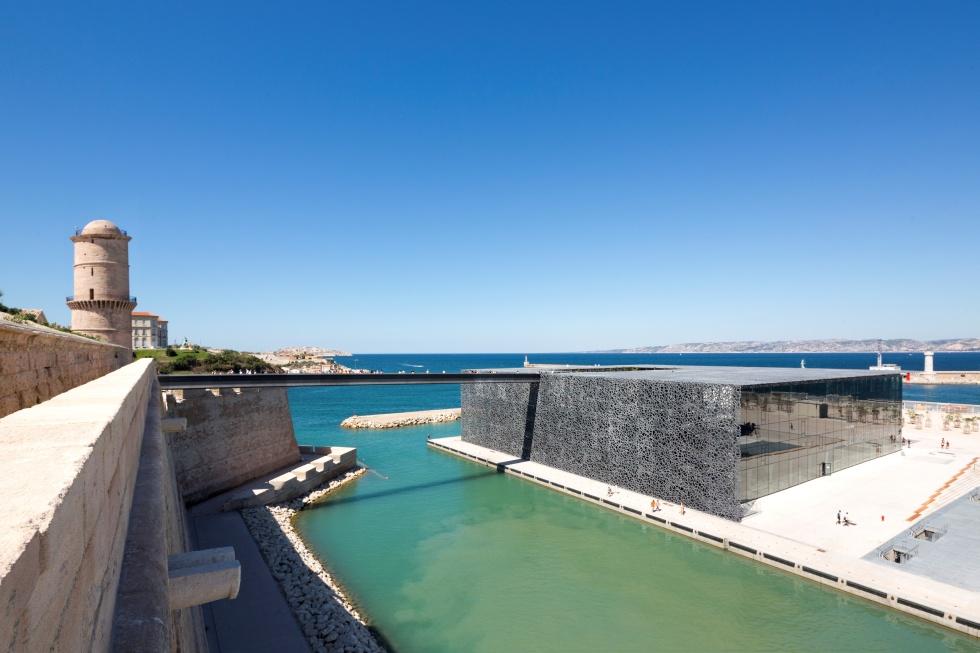 Stary Port w Marsylii, Muzeum Cywilizacji Europejskiej i Śródziemnomorskiej