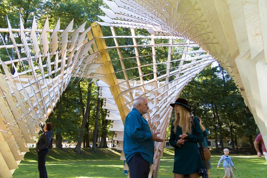 Współczesna architektura drewniana