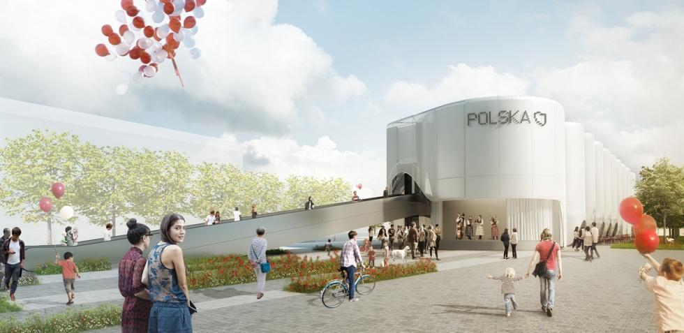 Menthol Architects, pawilon wystawowy Expo w Mediolanie