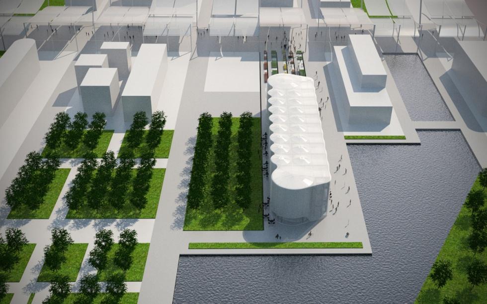 Menthol Architects, EXPO 2015 w Mediolanie