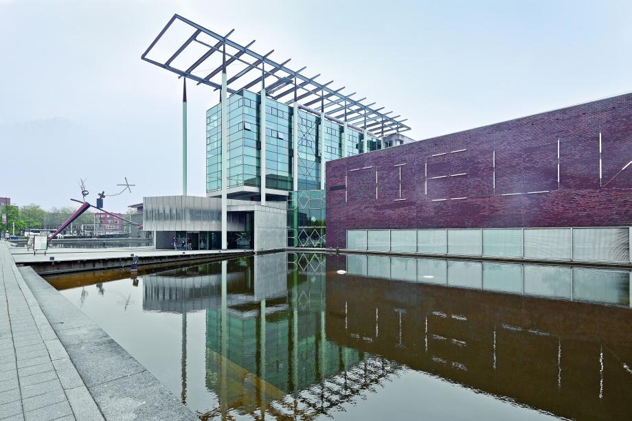 Architektura Holandii, Het Nieuwe Instituut