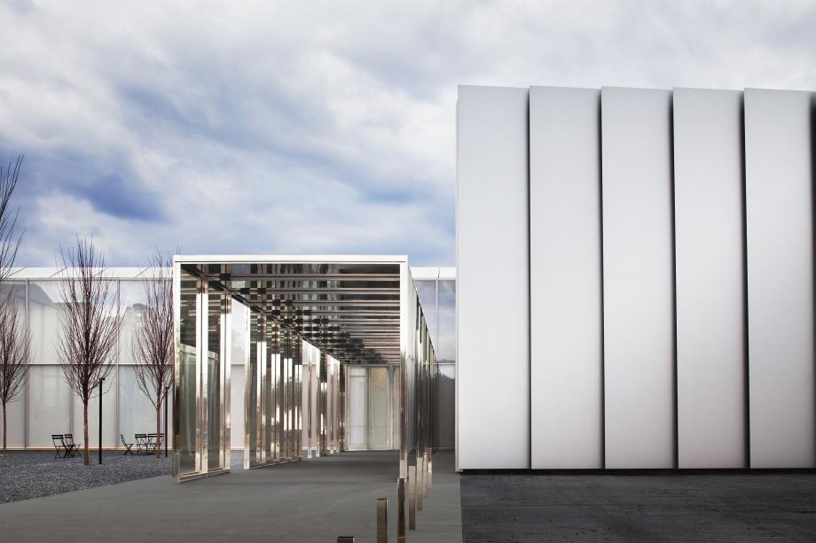 Thomas Phifer, muzeum sztuki nowoczesnej