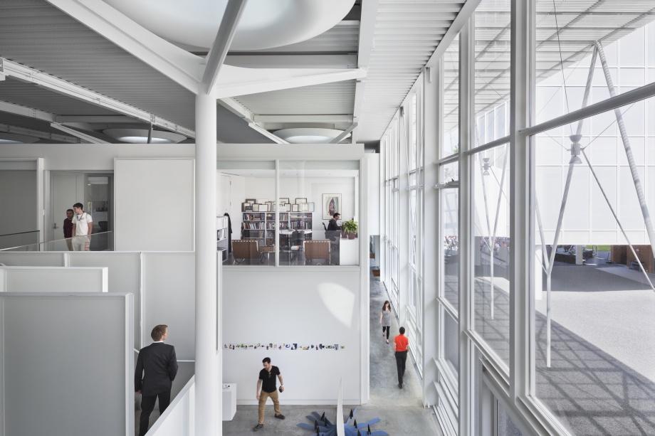 Thomas Phifer and Partners, konkurs muzeum
