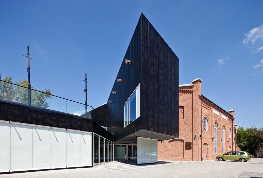 Adaptacja budynku, architektura przemysłowa