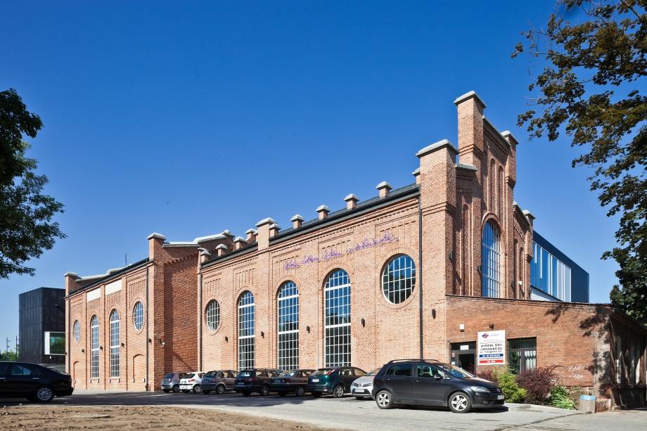 Centrum Sztuki Współczesnej Elektrownia w Radomiu, Kikowski Architekci