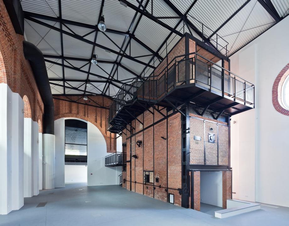 Kikowski Architekci, Centrum Sztuki Współczesnej Elektrownia w Radomiu