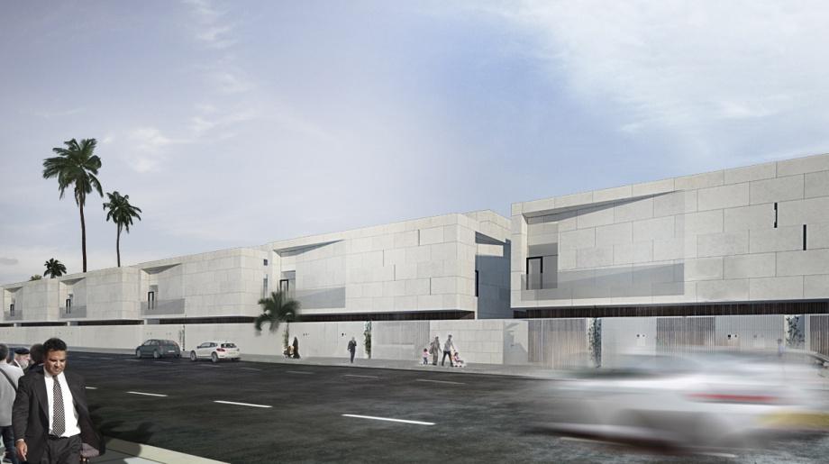 Osiedle mieszkaniowe, moomoo architects