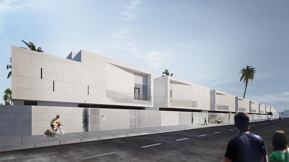 Moomoo architects, budynki mieszkalne w Jeddah