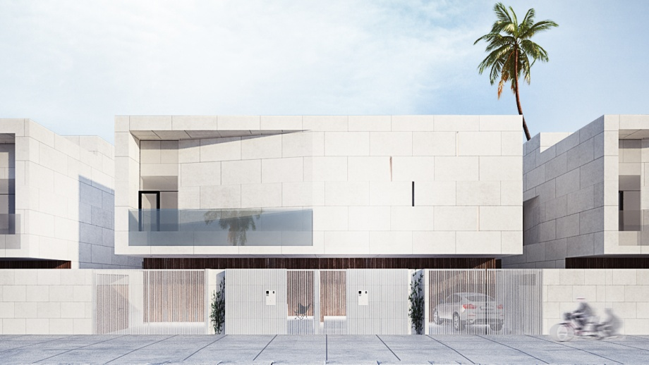Moomoo architects, budynki mieszkalne