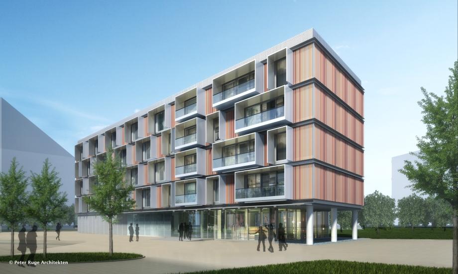 Peter Ruge Architekten, budownictwo energooszczędne