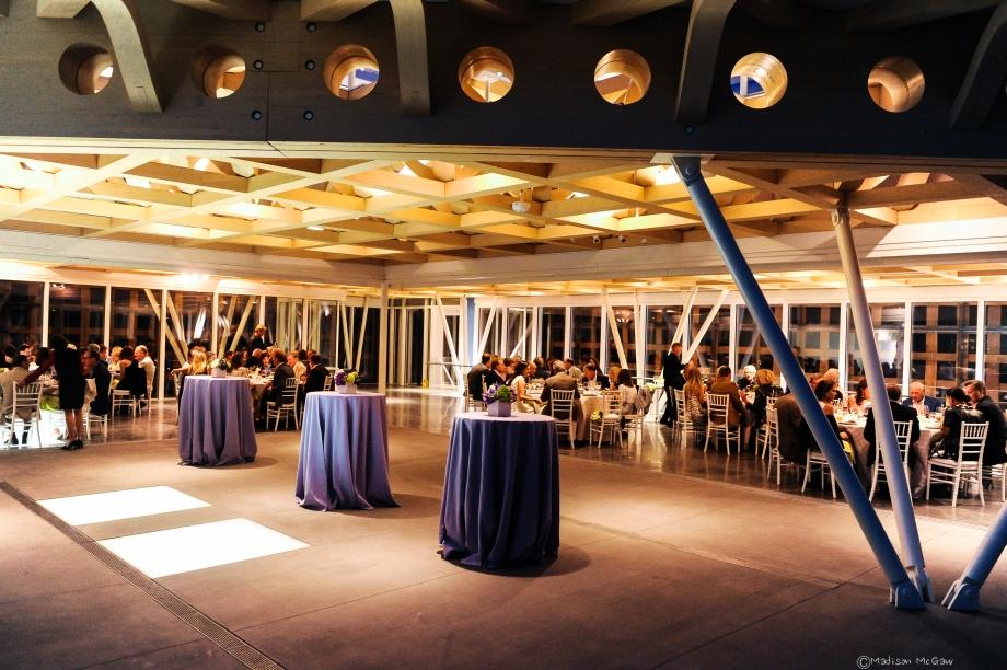 restauracja w Muzeum Sztuki w Aspen