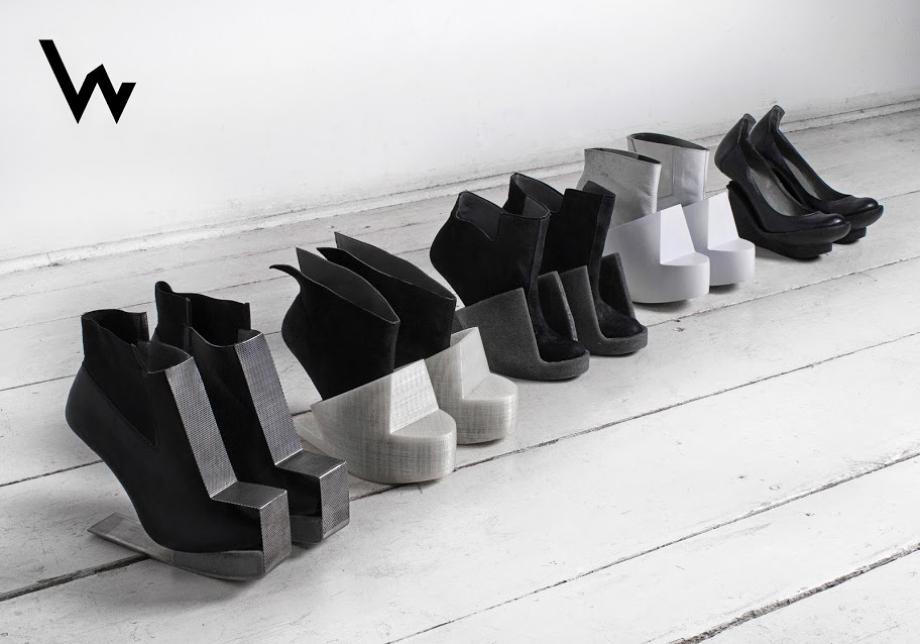 projekt koncpecyjny obuwia
