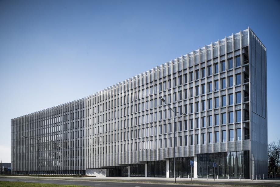 JEMS Architekci, biurowiec Warszawa