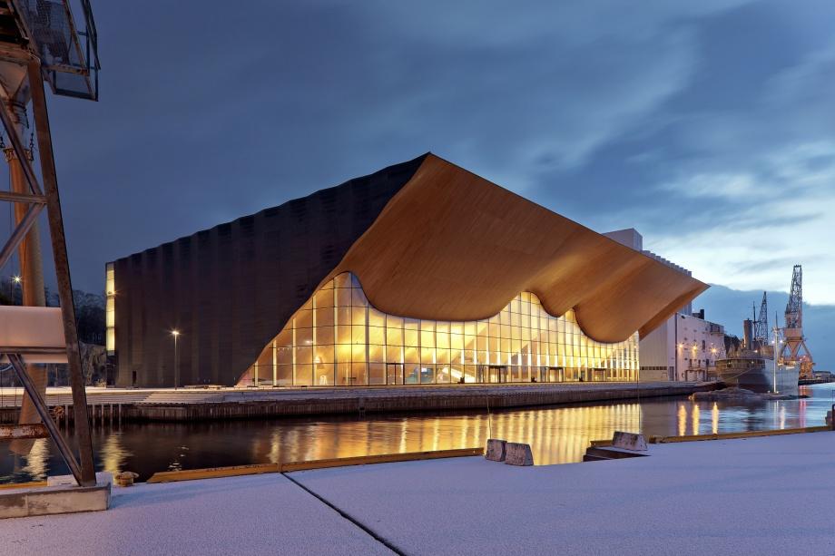 współczesna architektura finlandii