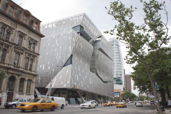 Architektura poprzez technikę. Budynek uczelni Cooper Union w Nowym Jorku (autorzy: mOrphosis)
