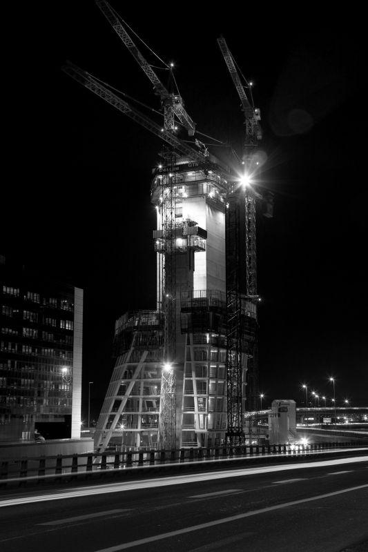 Wieża w Marsylii