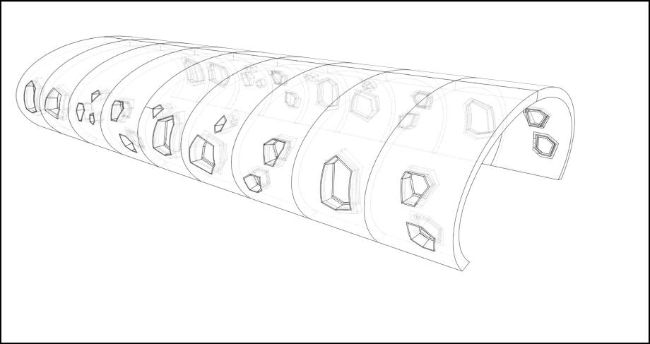 Architektura prefabrykowana, przekrój