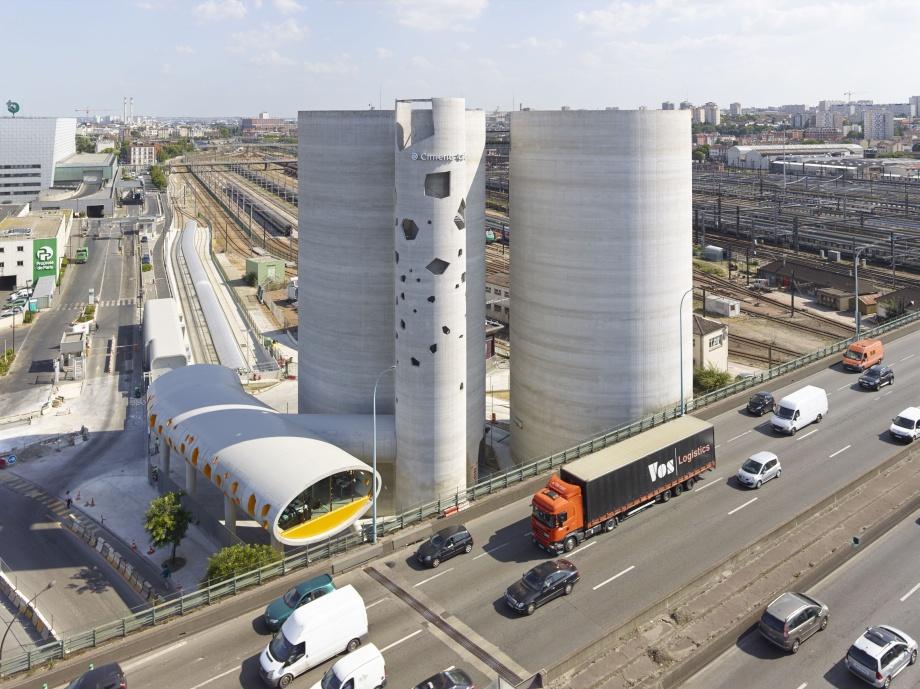 Współczesna architektura betonowa