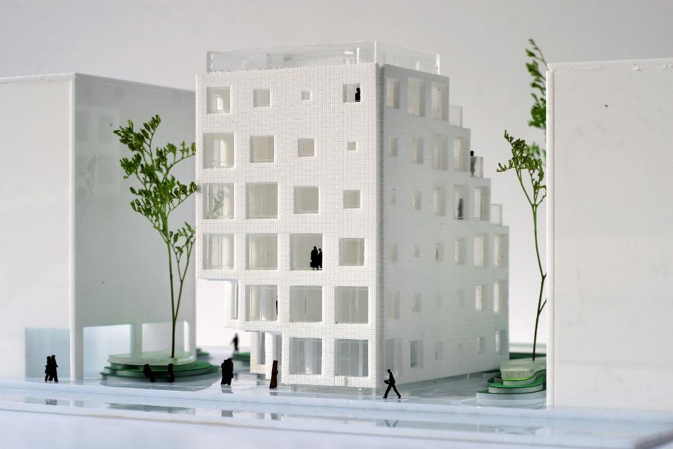 Budynek mieszkalny Madalińskiego