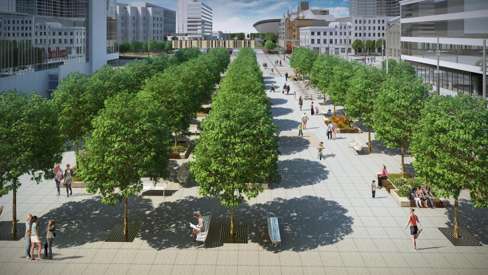 Plac Katowice