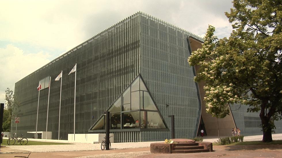 Muzeum Historii Żydów Polskich w Warszawie1