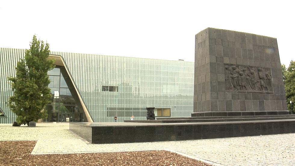 Muzeum Historii Żydów Polskich w Warszawie3