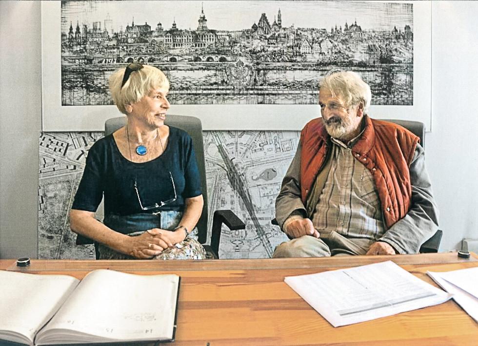 Andrzej i Barbara Kaliszewscy