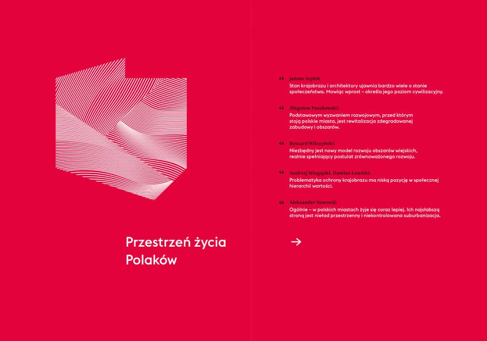 Raport Przestrzeń Życia Polaków