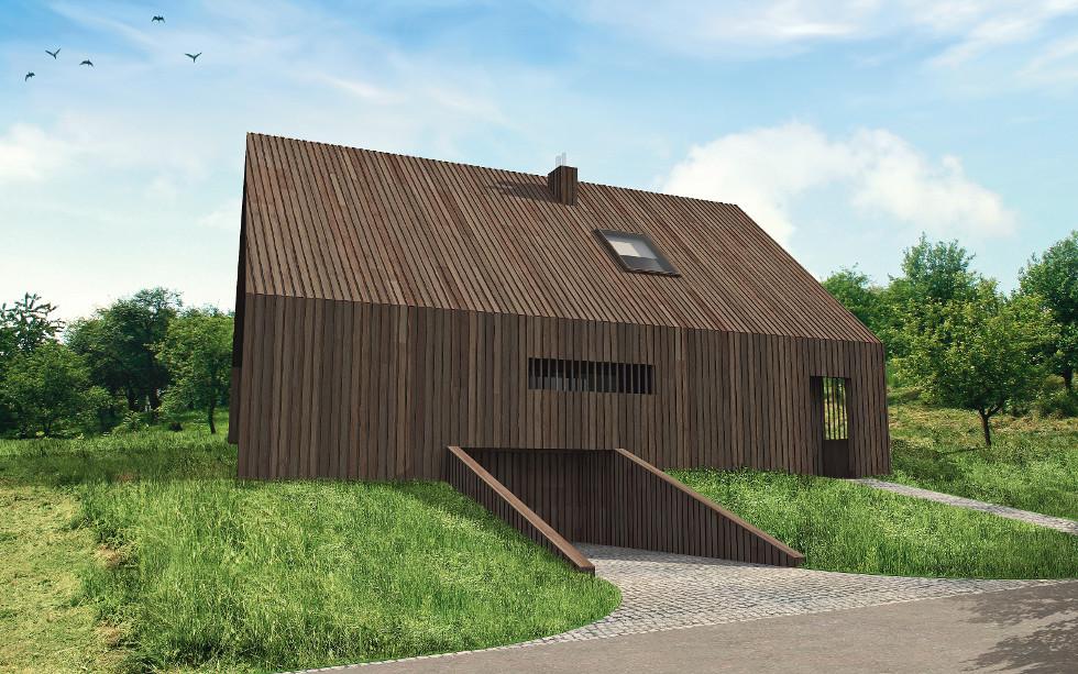 Dom w Grębynicach