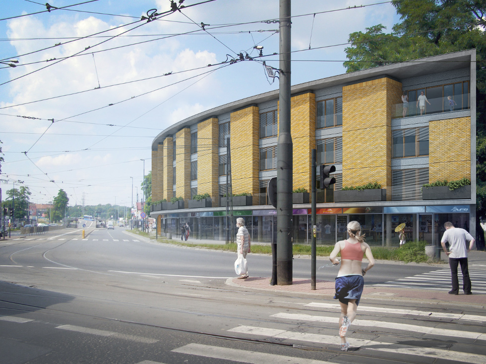 Lwowska 1 w Krakowie