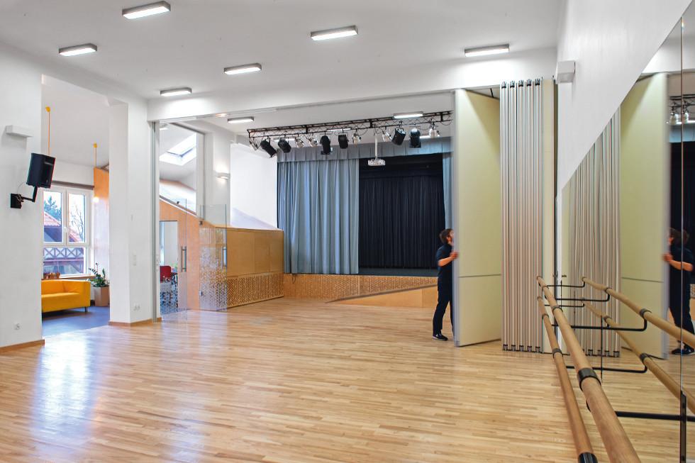 Dom kultury INSPIRO w Podłężu