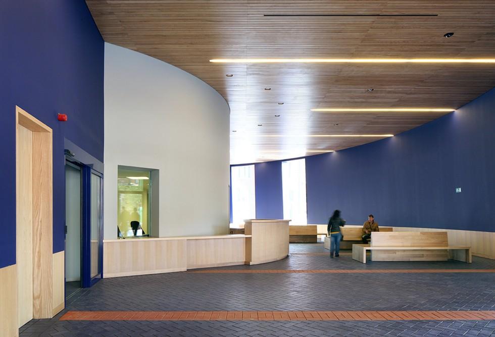 Siedziba policji w Charleroi projektu Ateliers Jean Nouvel i MDW