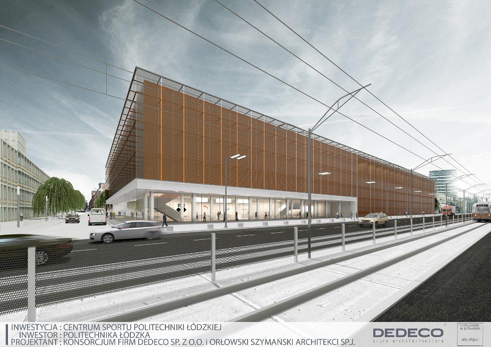 Centrum Sportowo-Dydaktyczne w Łodzi