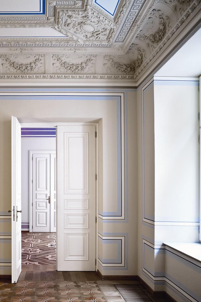 Kamienica Le Palais, Op Architekten