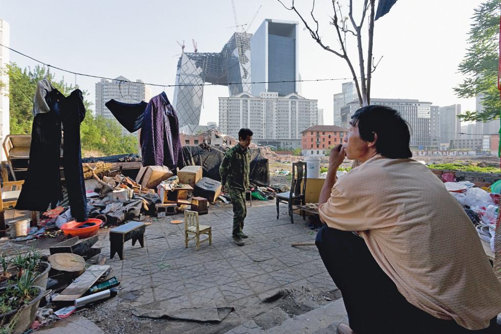 Iwan Baan, CCTV projektu OMA