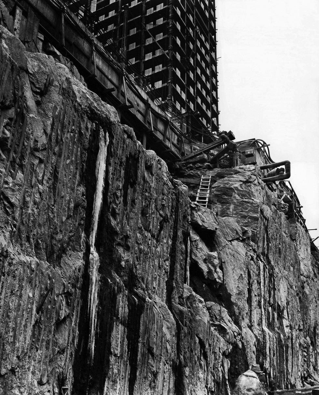 Berenice Abbott, Rockefeller Center