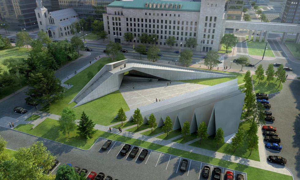 Pomnik Ofiar Komunizmu w Ottawie
