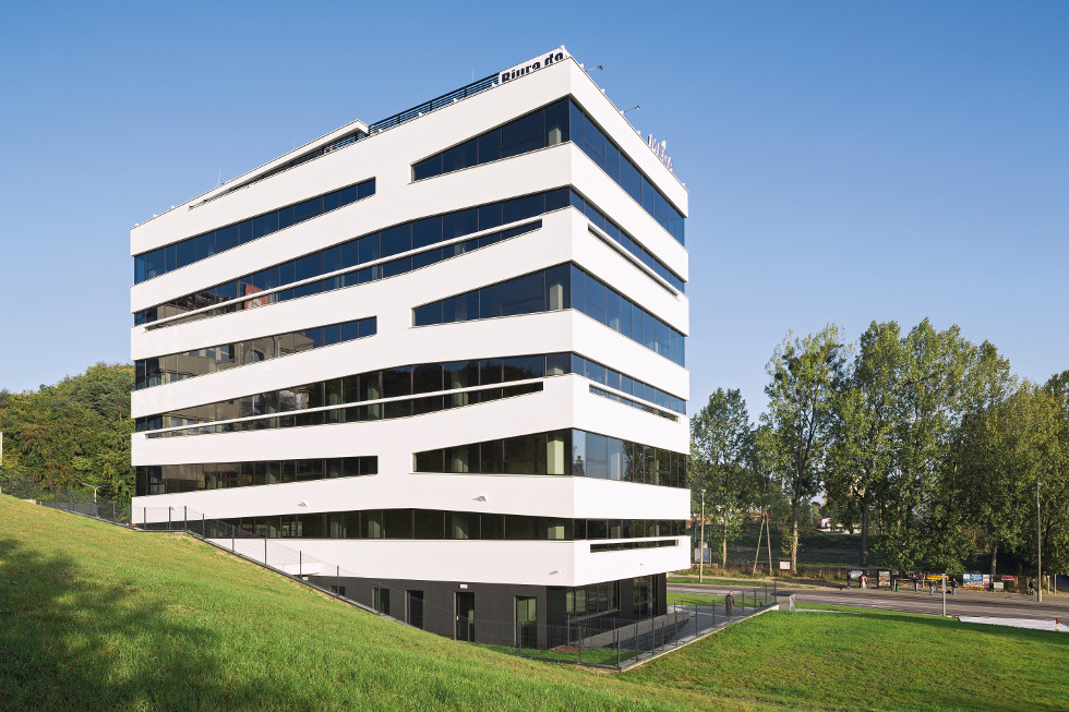 Budynek biurowy Kielecka 5 w Gdyni
