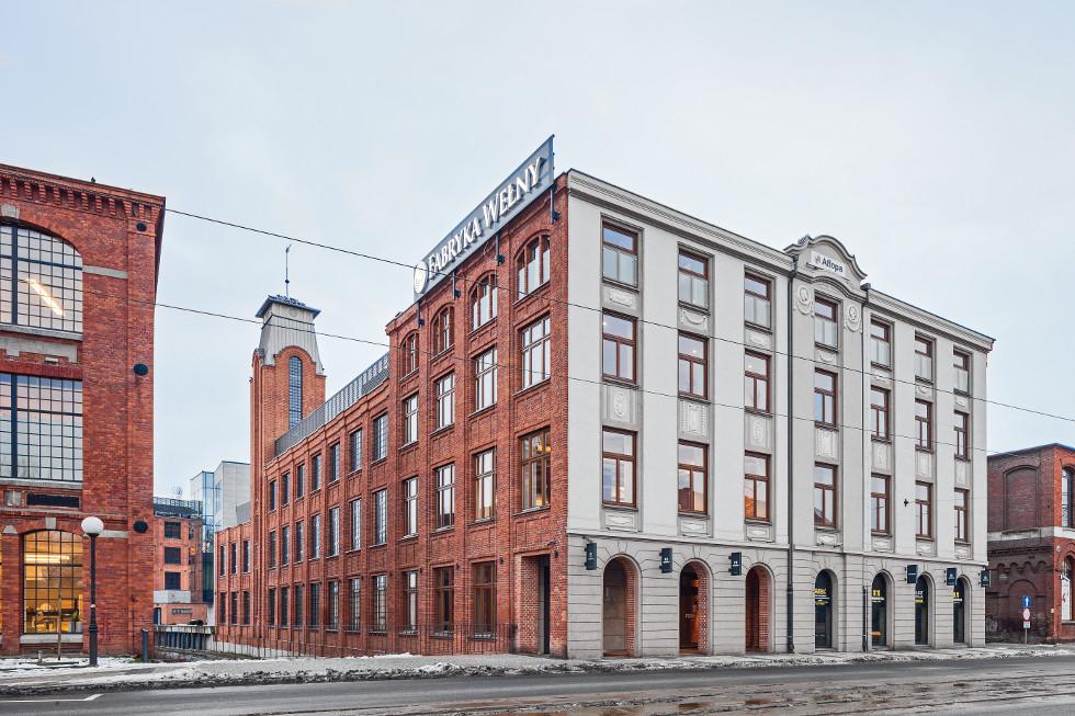 Fabryka Wełny w Pabianicach