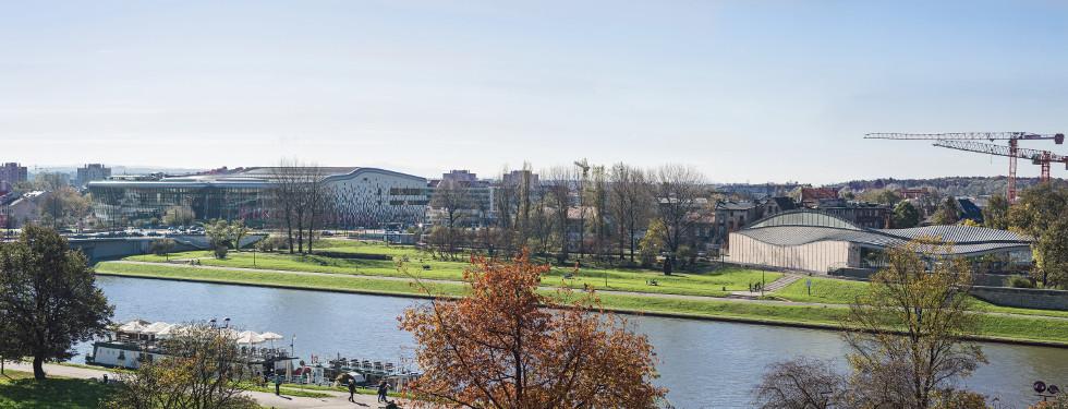 Centrum Kongresowe ICE w Krakowie