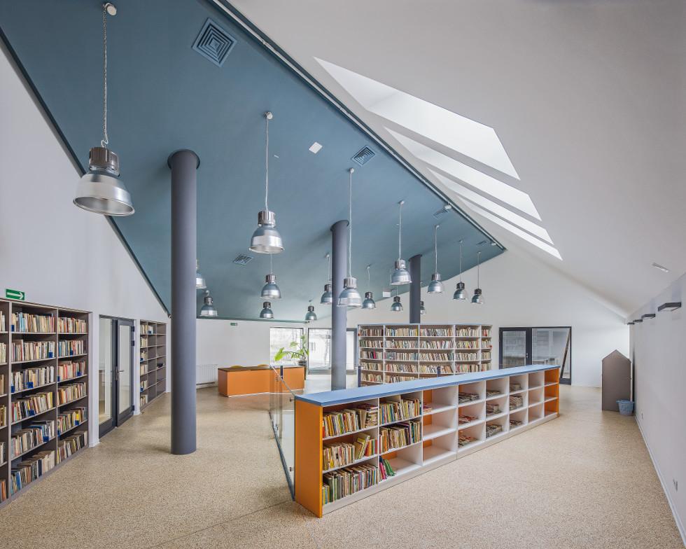Biblioteka publiczna w Szynwałdzie
