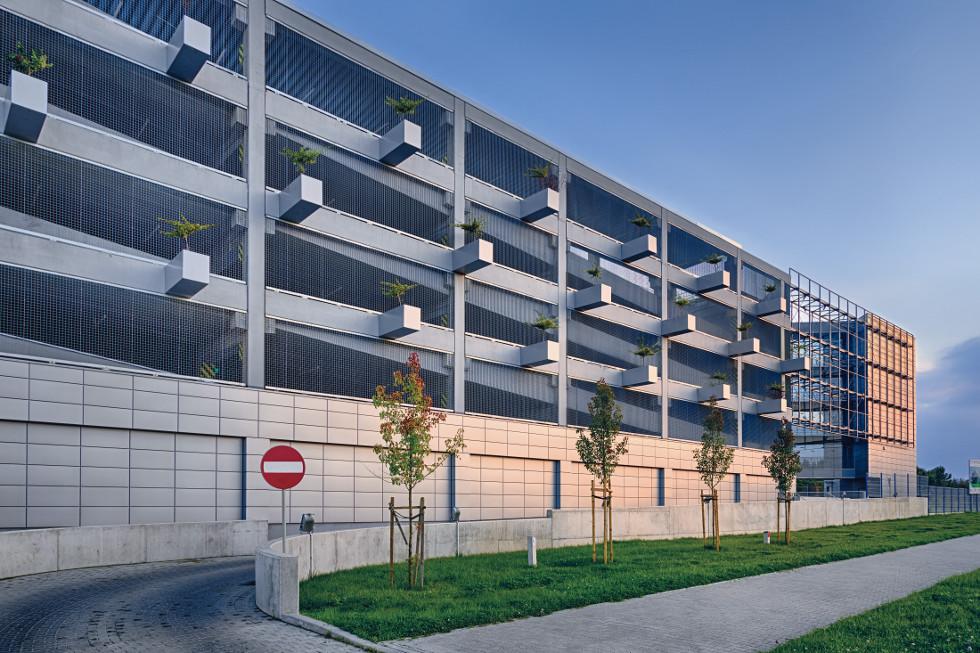 Parking Targi Kielce