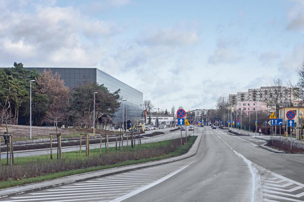 Hala widowiskowo-sportowa w Toruniu